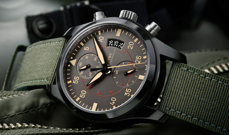 IWC Pilot�s Watch Chronograph Top Gun Miramar