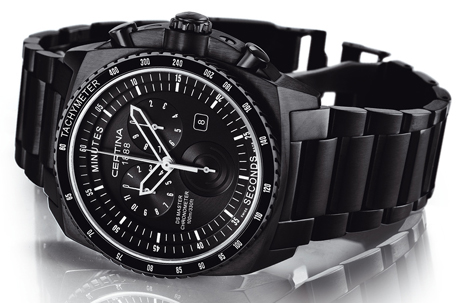 Certina DS Master � chronometer gecertificeerde extreme sports ideologie